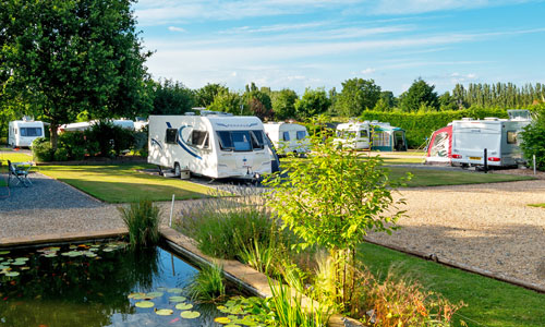 Adult only caravan sites provide high-grade facilities