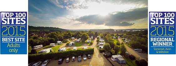 Practical Caravan Best Adult Only Caravan Park & Somerset Regional Winner 7 years running.