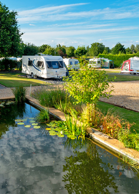 North Somerset only 5 star adult only caravan park.