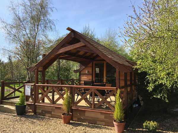 Chew Valley Lodges