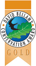 David Bellamy Conservation Award GOLD Winner
