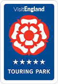 Tourist Board 5 Star Touring Park