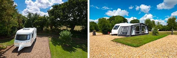 Peaceful Caravan Park for Adults near Bath, Somerset